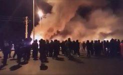 SADOP repudia la violencia en Chubut