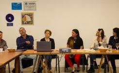 Reunión de Secretarios de Acción Social en Provincia de Buenos Aires