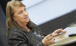 SADOP lamenta el fallecimiento de la compañera Noemí Rial, exviceministra de Trabajo