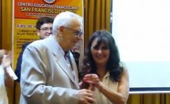 Galardón para el Secretario General de SADOP Santiago del Estero