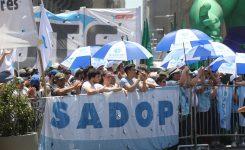 SADOP, movilizado y con renovada esperanza