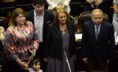 Asumió Patricia Mounier, la primera Diputada Nacional de SADOP