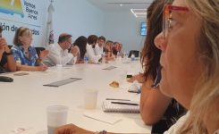 SADOP Capital volvió a la mesa de negociación paritaria porteña